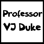 The PunchyLands Professor VJ Duke is a terrific writer. He has a great sense of humor too!